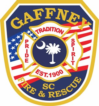 gaffney fire department